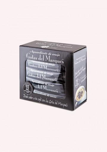 Orujo Gotas del Marqués - 32 blisters 0.230L