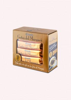 Brandy - Gotas del Marqués - caja de 32 monodosis 0.230L