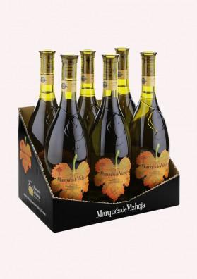 Marqués de Vizhoja - caja de 6 botellas de 0.750L / 4,65€  botella de 0,750L