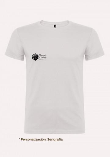 Camiseta manga corta - Personalizada en serigrafía