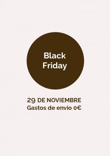Black Friday - 29 de Noviembre con envío gratis