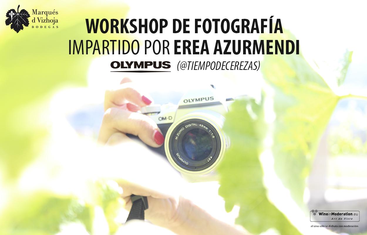 Workshop de fotografía galicia